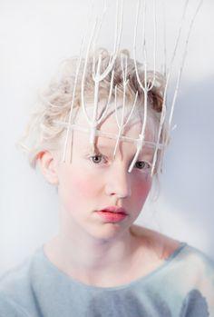 Fashion Photo Editorial by Kriza Borromeo, via Behance