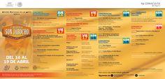 3er. Encuentro de Son Jarocho Del 16 al 19 de abril