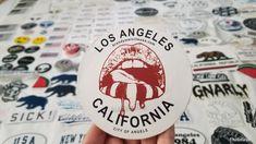 Los Angeles California city of Angel's red lip drip brandy Melville sticker California City, Los Angeles California, Brandy Melville Stickers, Dripping Lips, City Of Angels, Red Lips, Inspire, Inspiration, Instagram