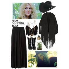 Misty Day's Wednesday outfit - AHS Coven by goomygoom on Polyvore featuring Topshop, Talitha, Theory, Miriam Haskell and Coven