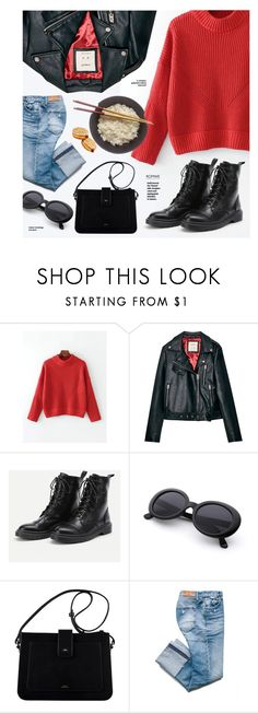 """Chinatown"" by monmondefou ❤ liked on Polyvore"