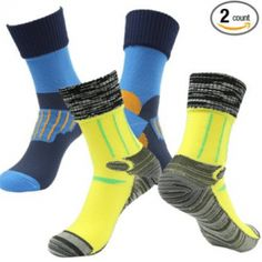 Shop a great selection of [SGS Certified] RANDY SUN Unisex Waterproof Breathable Hiking/Trekking/Ski Socks. Find new offer and Similar products for [SGS Certified] RANDY SUN Unisex Waterproof Breathable Hiking/Trekking/Ski Socks. Golf Socks, Ski Socks, Hiking Socks, Running Socks, Sport Socks, Socks Men, Trail Running, Crew Socks, Cool Camping Gadgets