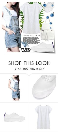 """""""yoins"""" by jecakns ❤ liked on Polyvore featuring Mansur Gavriel, yoins and loveyoins"""