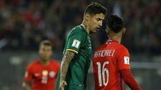 Polémico: Chile quiere clasificar al Mundial de Rusia 2018 por escritorio