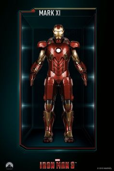 Iron Man Mark XI