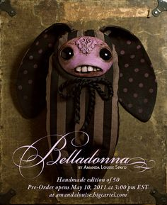 Belladonna by Amanda_Louise, via Flickr