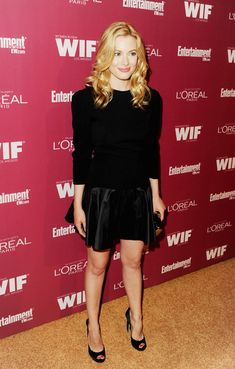 Gillian Jacobs Photos: The 2011 Entertainment Weekly And Women In Film Pre-Emmy Party Sponsored By L'Oreal