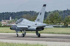 Alenia Aermacchi M-346 Lavi CSX55186 -120- Israel Air Force