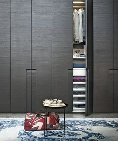 Cupboards | Storage-Shelving | Made to measure wardrobe | LEMA. Check it out on Architonic