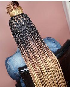 Box Braids Hairstyles For Black Women, Braids Hairstyles Pictures, Cool Braid Hairstyles, African Braids Hairstyles, Braids For Black Hair, Protective Hairstyles, Girl Hairstyles, Protective Styles, Curly Hair Styles