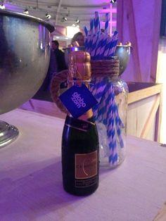 A @globocom oferece um brinde para encerrar o primeiro dia de #ProXXIma2015 com parceria com a @FMaltaEventos