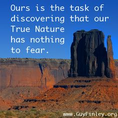 Ours is the task...  guyfinley.org