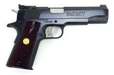 Colt Gold Cup National Match .45 ACP (nC10485) New Find our speedloader now! http://www.amazon.com/shops/raeind