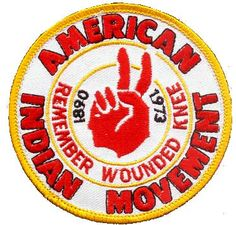 Wounded Knee; please remember.
