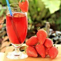 sirupy, sirupové šťávy | ReceptyOnLine.cz - kuchařka, recepty a inspirace Raspberry, Strawberry, Home Canning, Hurricane Glass, Smoothie, Watermelon, Alcoholic Drinks, Fruit, Tableware