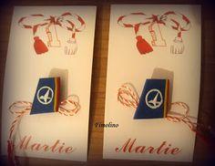 """Martisor logo """"TAROM"""" Advent Calendar, Minnie Mouse, Mac, Logos, Holiday Decor, Home Decor, Fimo, Decoration Home, Room Decor"""