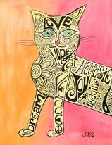Brady Cat (Marcia Marcia Marcia) by Jo Claire Hall