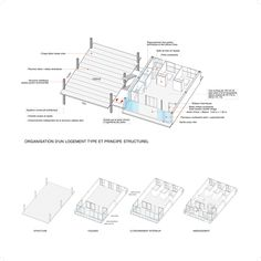 Lacaton & Vassal . Neppert gardens 59 dwellings . Mulhouse (33)