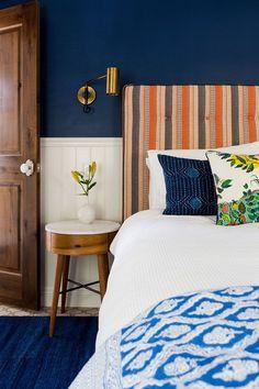 Гениальность в простоте: уютный дизайн от Taylor Jacobson   Пуфик - блог о дизайне интерьера