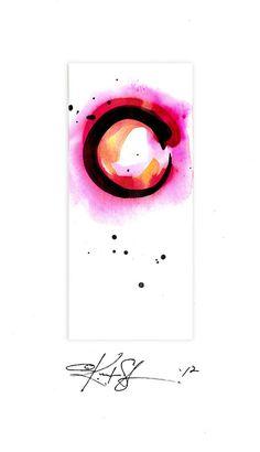 The Zen Circle  33  by Kathy Morton Stanion