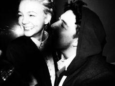 Carey Mulligan + Marcus Mumford