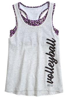 Sports 2fer Tank (original price,  $14.99 ) available at #Justice
