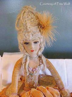 Frau Wulf's Boudoir Doll Blog: February 2010
