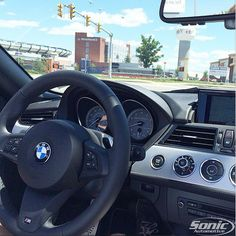 The ultimate way to spend an afternoon! BMW