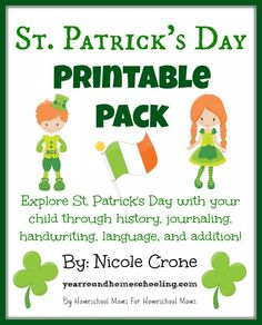 Free St. Patricks D