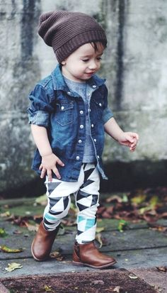 Baby boy fashion..