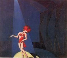 danza futurista, 1928