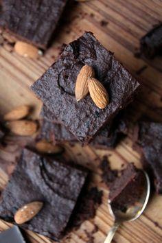 Chocolade amandelcake