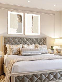 Master Bedroom Interior, Room Ideas Bedroom, Home Decor Bedroom, Design Bedroom, Aesthetic Bedroom, Aesthetic Photo, Design Moderne, Zara Home, Luxurious Bedrooms