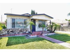 Pride of ownership!!! This well maintained home features 2 bedrooms one bath, iron security fence in the front yard.