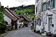 Regensberg - Switzerland is also a place i would like to vist