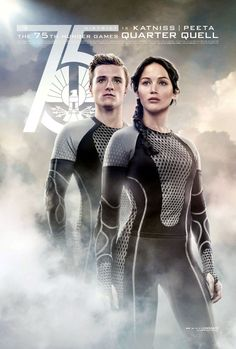 The Hunger Games - Catching Fire!! Such An Amazing Movie!! It Was As Great As The Book!! LOVED It!!!