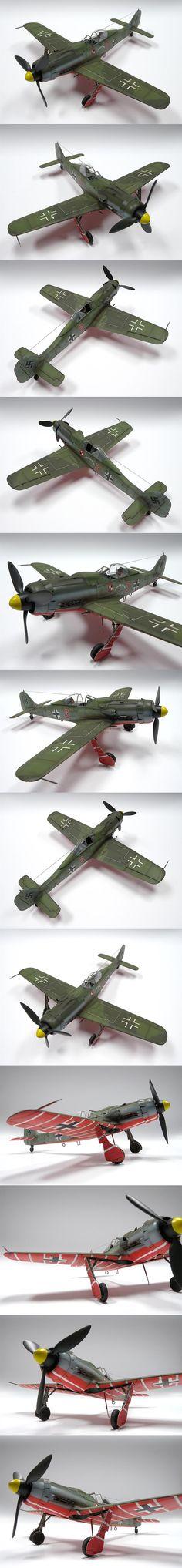 1/48 Focke-Wulf FW 190 D-9 J44 - Tamiya by Lee Siew Keong aka Grey Ghost