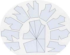 Apres avoir construit votre patron du buste avec pince d'épaule et pince de taille, vous vous demandez peut être comment faire pour modifier ces deux pinces de base, voire en créer de nouvelles. Dans ce post je veux montrer comment déplacer les pinces de base tout en gardant un top bien ajusté à vos mesures. …