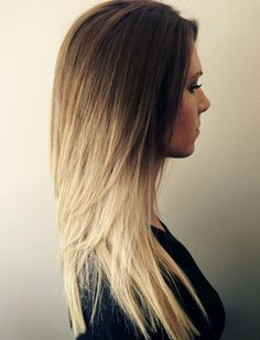 Gorgeous Looking Low Maintenance Hair with Color