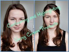 How to: 2 Ways to Contour and Highlight Using Cream/Liquid Products