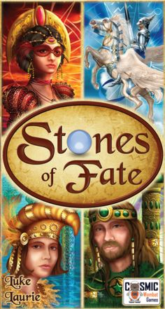 Skip. Looks boring! Stones of Fate | Image | BoardGameGeek