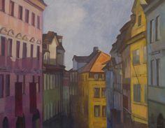 Brindis en Praga.