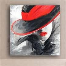 Image result for red hat paintings