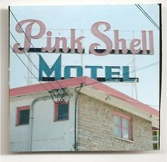 Pink Shell thru a toy camera by neon4all, via Flickr