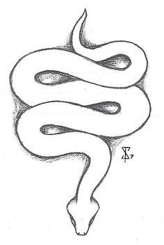 Snake Tattoo Design by tenimeart on DeviantArt