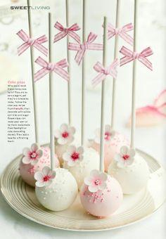 #cakepops - Sweet Living Magazine Issue 3