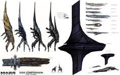 Mass Effect ships