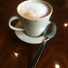 Coffee at The Buzz on Harbour Island - Downtown Tampa, Florida
