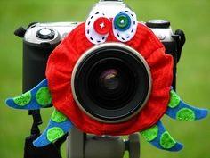 Octopus Lens Pet
