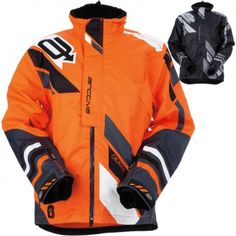 df8054b475eba Arctiva Comp 7 RR Mens Snowmobile Sled Skiing Winter Sports Shell Jacket  Winter Sports, Sled
